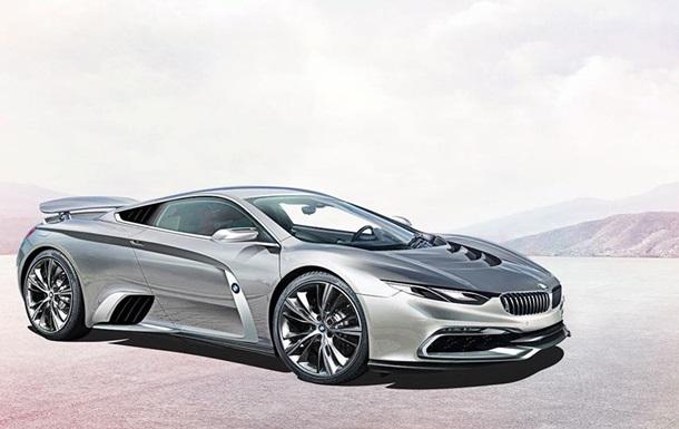 В BMW опровергли слухи о совместной разработке суперкаров с McLaren