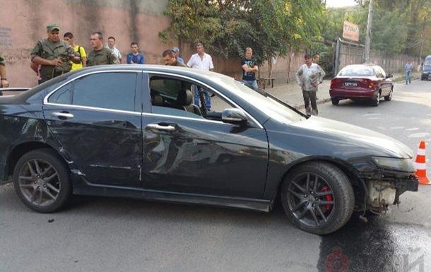 В Одессе пьяный офицер Нацгвардии сбил насмерть женщину