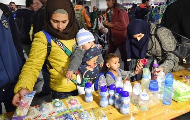 Питание и жилье. Беженцев в ЕС оставят без денег