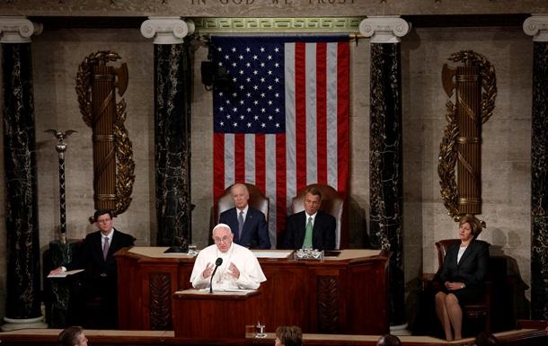 Папа Римский призвал остановить торговлю оружием