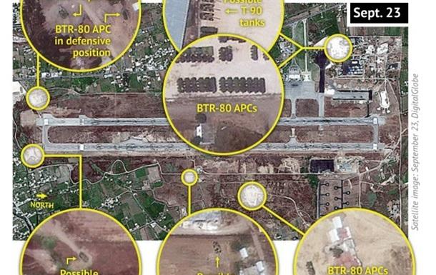 В США опубликовали новые снимки  российской базы  в Сирии