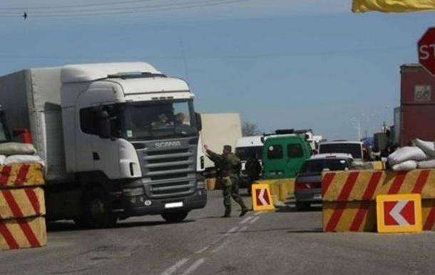 Запоздалая инициатива блокады Крыма