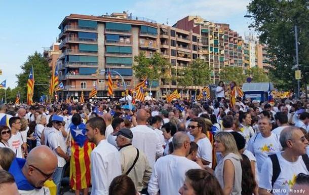 Мадрид не собирается отпускать Каталонию