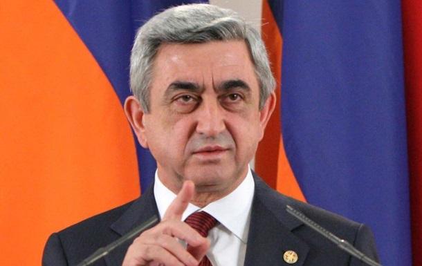 Президент Армении: Мы готовы стать  карающим мечом  для Азербайджана
