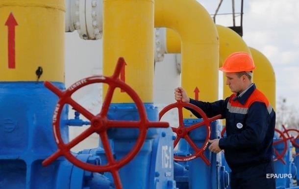 Украина заполнила газовые хранилища на 50%