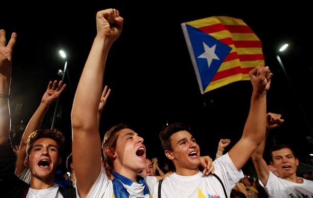 На выборах в парламент Каталонии побеждают сепаратисты