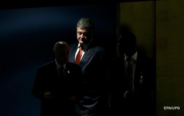 Украина надеется на ограничение права вето в Совбезе ООН – Порошенко