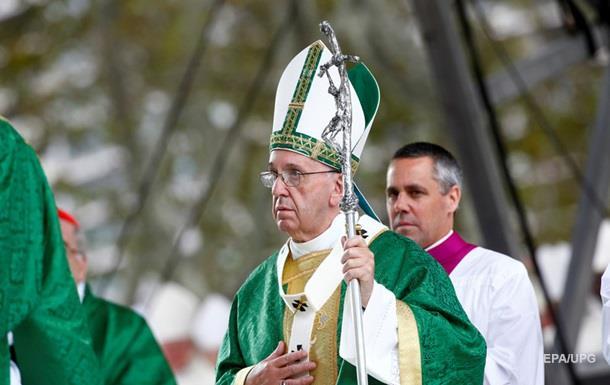 Папа Римский завершил визит в США