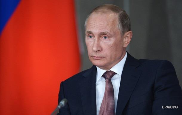 Путин: Присутствие военных России на границе с Украиной – не преступление