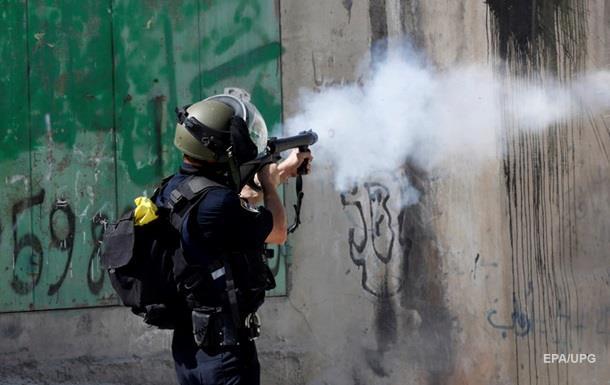 В Иерусалиме произошли столкновения арабов и полиции