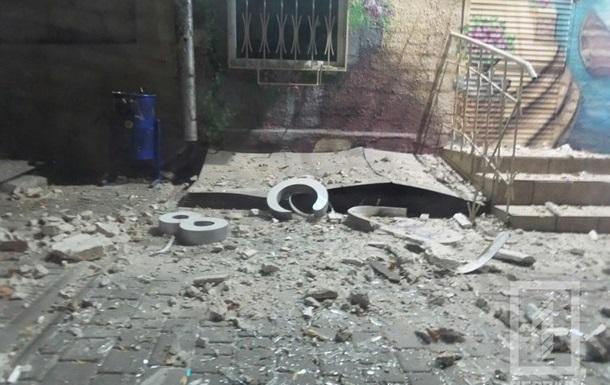 Взрыв СБУ в Одессе: ответственность взяло  подполье