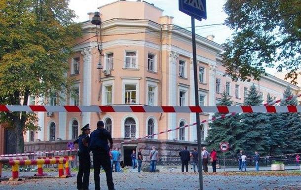 Причастно ли  Одесское Подполье  ко взрыву в СБУ