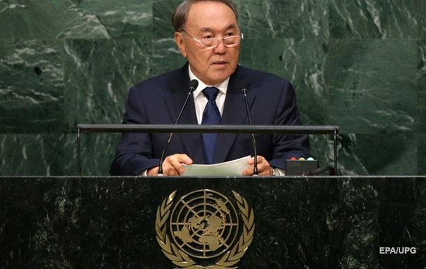 Президент Казахстана предложил перенести в Азию штаб-квартиру ООН