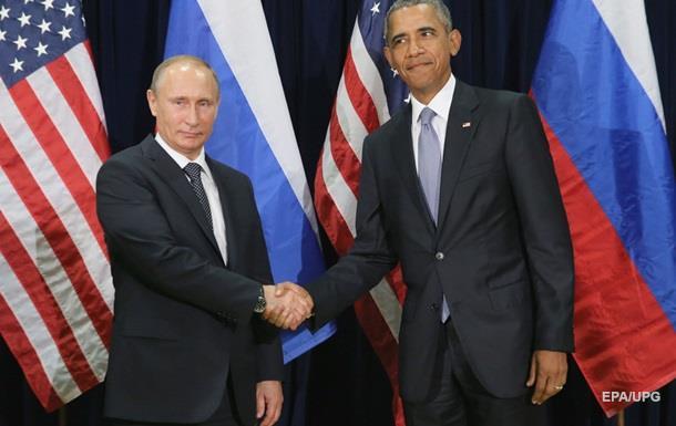 Завершилась встреча Путина и Обамы