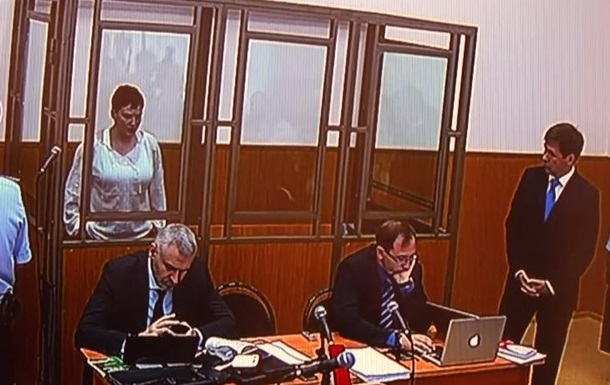 Суд начал допрос Савченко: онлайн