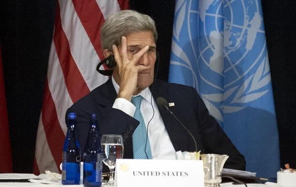 Керри заявил о скором разрешении конфликта в Донбассе