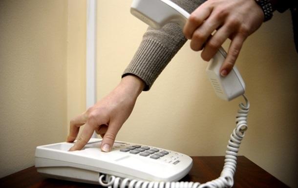 В Украине резко подорожает домашняя телефонная связь