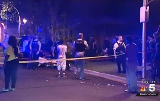 Серия нападений в Чикаго: за сутки убиты шесть человек, восемь – ранены