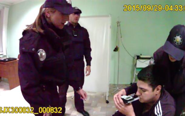 МВД обнародовало видео задержания пасынка Фирташа