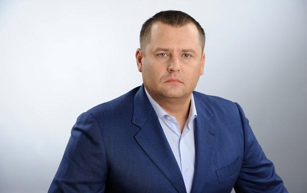Филатов зарегистрирован кандидатом в мэры Днепропетровска