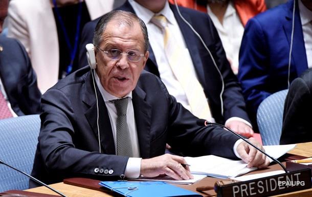 Лавров о жертвах в Сирии: доказательств нет