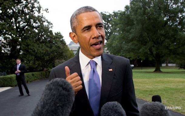 Обама подписал указ, позволивший избежать блокировки работы правительства