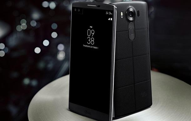 LG представила премиум-смартфон с двумя экранами и двойной камерой
