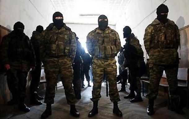 Ночью в избирком Запорожского района ворвались люди в камуфляже