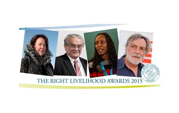 Объявлены лауреаты альтернативной Нобелевской премии 2015 года