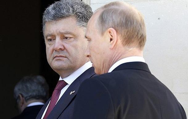 Путин и Порошенко могут провести личную встречу