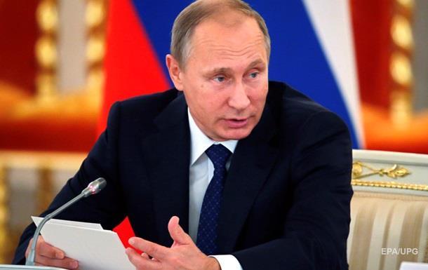 Путин: РФ и США налаживают контакты по Сирии