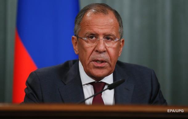 Лавров: Операция в Сирии никак не связана с Украиной