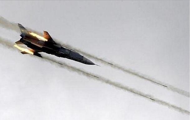 Пентагон: Россия бомбит не ИГ в Сирии