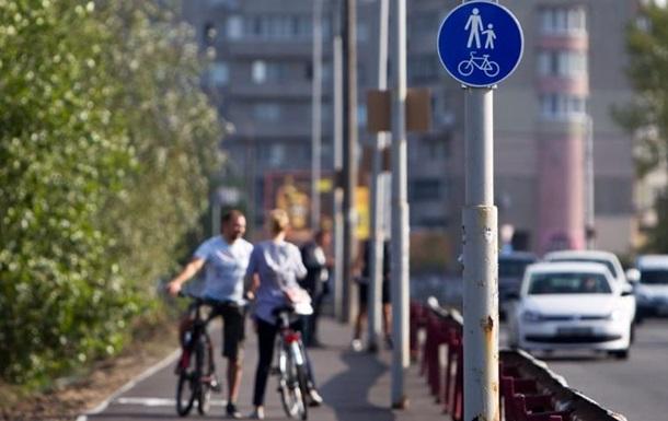 В Украине назвали самые популярные велогорода