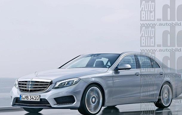Первые фото Mercedes-Benz E Class появились в Сети