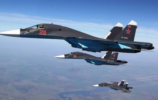 Россия отчиталась о новых авиаударах в Сирии