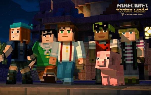 Опубликовано видео новой игры по мотивам знаменитого Minecraft