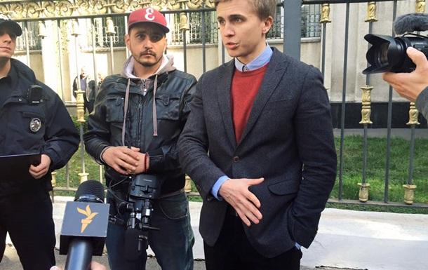 В СБУ прокомментировали задержание журналистов в Киеве