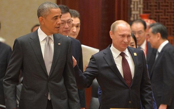 В Москве видят потепление в отношениях Путина и Обамы