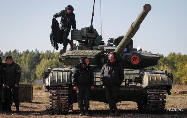 На Донбассе с ночи соблюдается полная тишина – штаб АТО