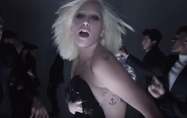 Леди Гага стала моделью в показе коллекции Тома Форда