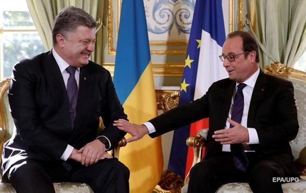 Олланд требует иммунитета кандидатам на выборах в ЛДНР