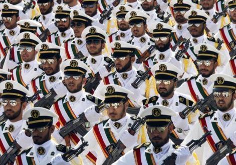 Сотни иранских солдат прибыли в Сирию для наземной операции на стороне Асада
