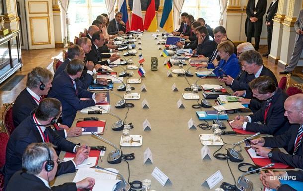 Итоги 2 октября: Переговоры в Париже и суд над Мосийчуком