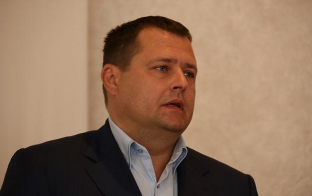 Филатов: В Днепропетровске необходимо развивать школьное образование