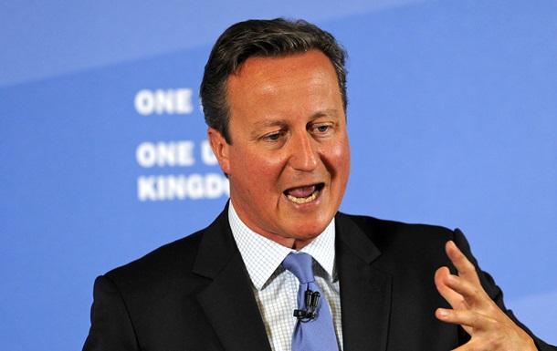 Кэмерон обвинил Россию в ухудшении ситуации в Сирии