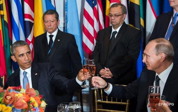 Западная пресса: Променяют ли Украину на Сирию