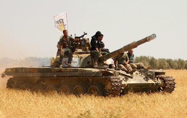 От винтовки до истребителя. Оружие сирийской войны