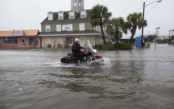 В штате Южная Каролина объявлено чрезвычайное положение
