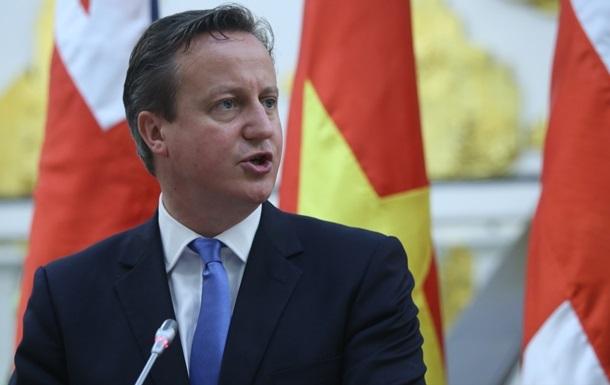 Кэмерон назвал операцию РФ в Сирии  ужасной ошибкой
